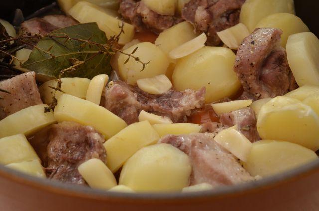 フランス版肉じゃが ベッコフは塩豚で超簡単!