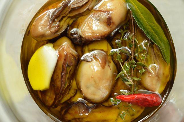 簡単に作れる冬の極上おつまみ 牡蠣のオリーブオイル漬け