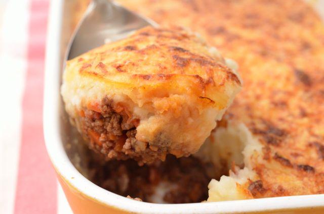 ひき肉とじゃがいもで作る家庭料理の王道 アシ・パルマンティエ