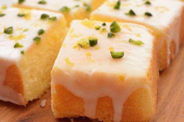 しゃりしゃり、しっとり。香り高い人気のレモン菓子 ウィークエンド・シトロン