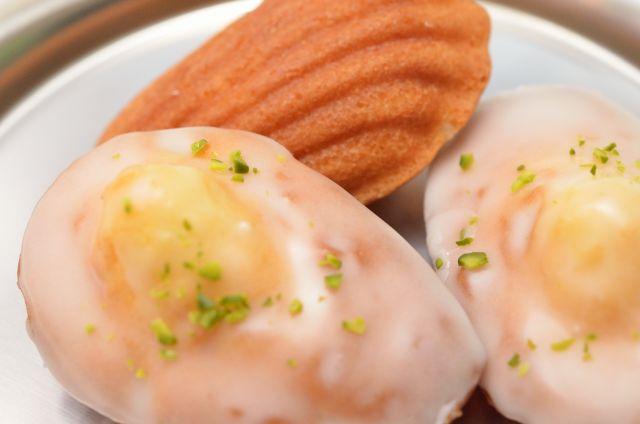 夏に爽やかな焼き菓子 シャリシャリのレモンマドレーヌ