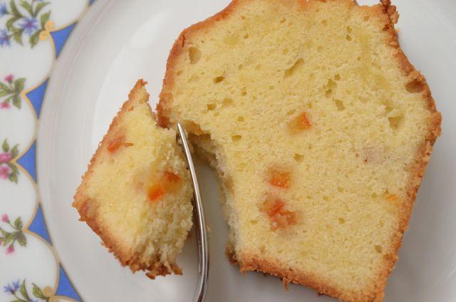 そして1週間後…。香り高くまろやかな味わい 夏のブランデーケーキ part2