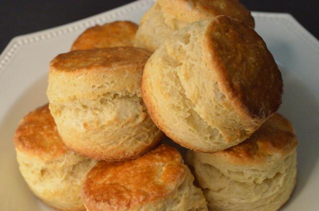 美味しいバゲットが焼ける粉はスコーンも美味しい フランス産小麦「メルベイユ」のスコーン